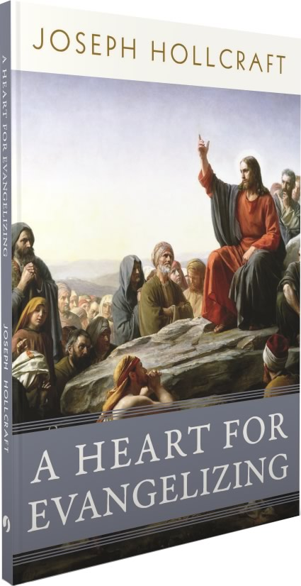 A Heart for Evangelizing - Book Cover
